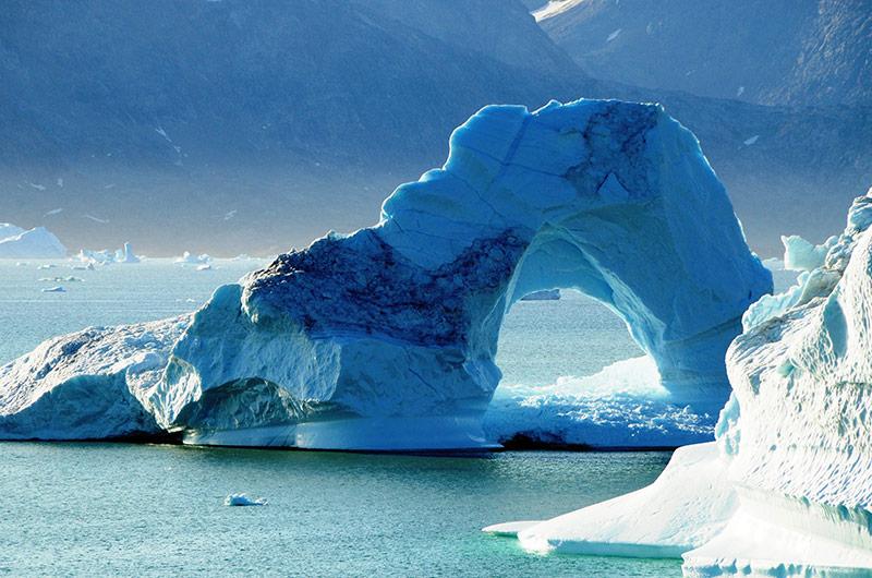 Viaggi d'autunno e d'inverno: da Abu Dhabi alla Groenlandia