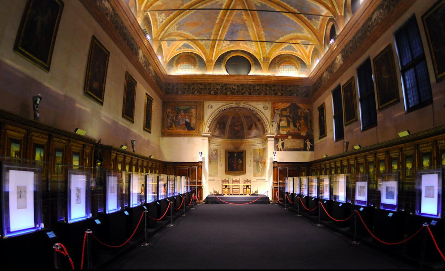 Il San Girolamo di Caravaggio alla Pinacoteca Ambrosiana. La Canestra di frutta alla Galleria Borghese