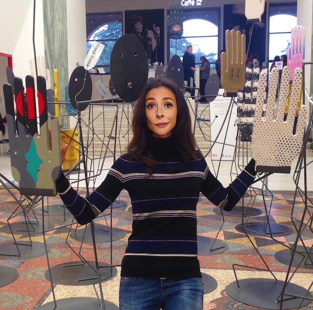Selfie ad Arte. Normali Meraviglie. La Mano @ Triennale Design Museum