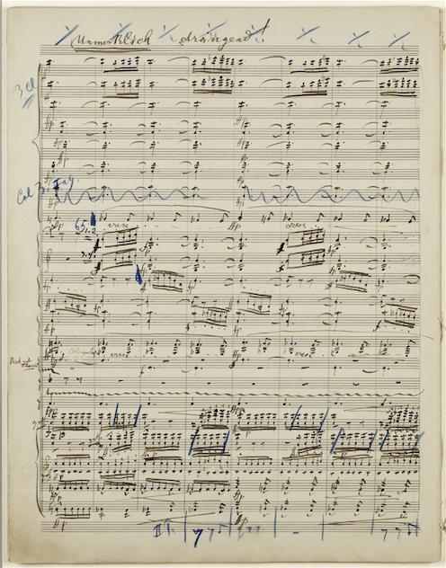 La Resurrezione di Mahler venduta all'asta per £4.5 milioni
