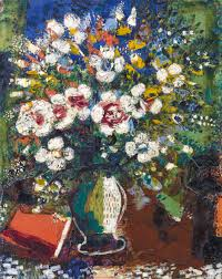 Marc Chagall: 1.022.500€ per il vaso di fiori da Dorotheum