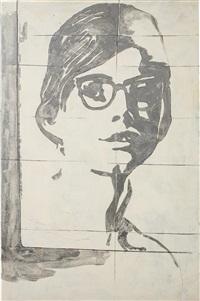 Giosetta Fioroni Gli Occhiali (1968) Phillips Pop Art