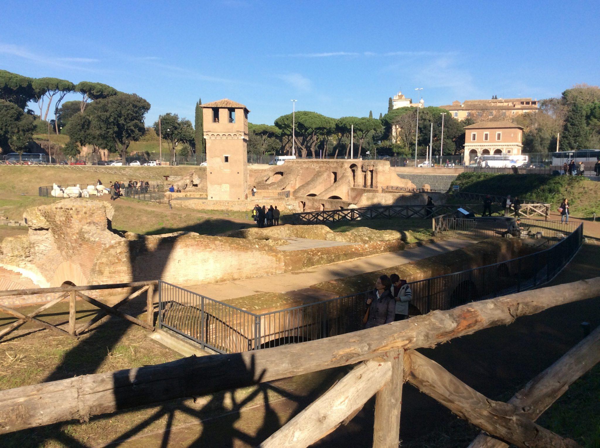 Dopo 7 anni apre al pubblico l'area archeologica del Circo Massimo
