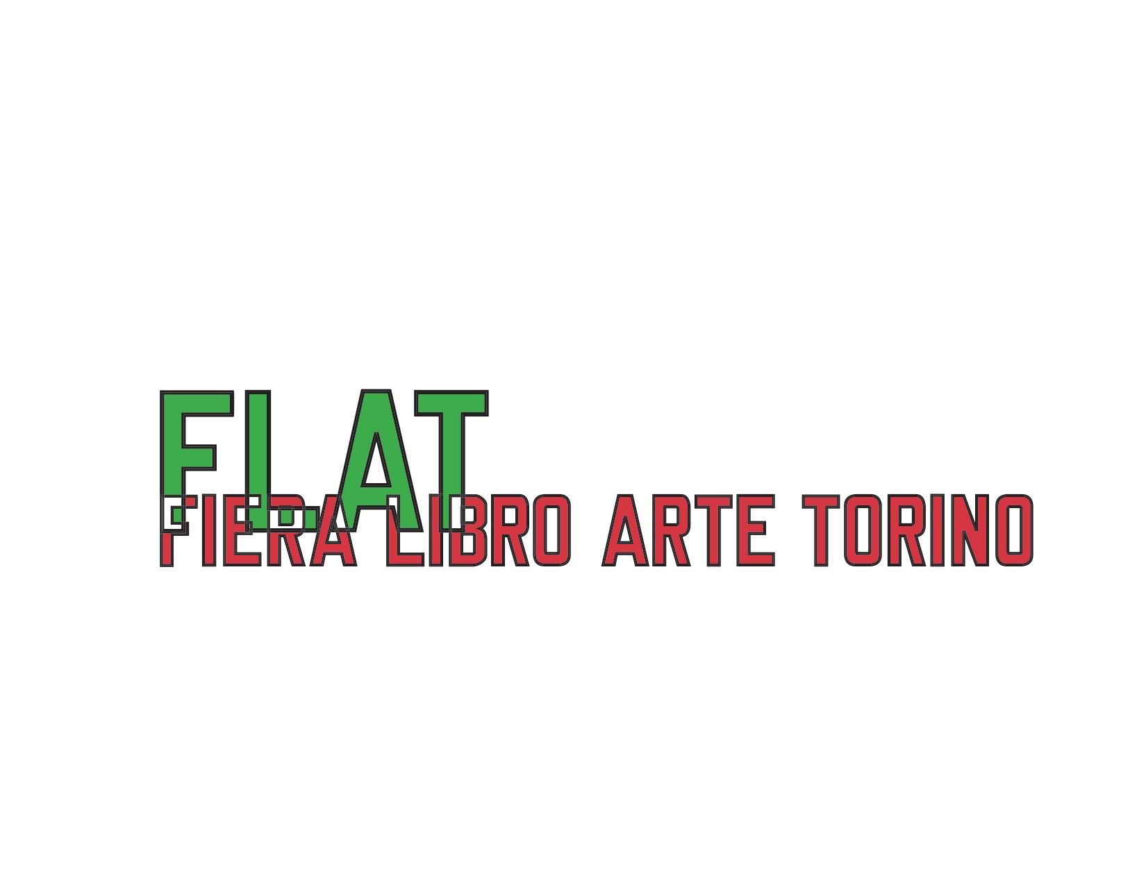 FLAT Fiera Libro Arte Torino Lawrence Weiner dal 10 al 12 novembre 2017