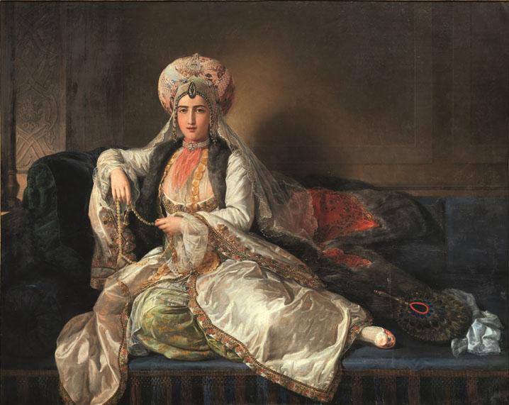 La sultana di Pietro Luchini a 320.200 euro da Pandolfini