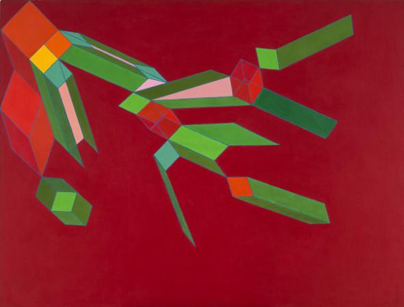ACHILLE PERILLI A cavallo del sole,(1989) Finarte
