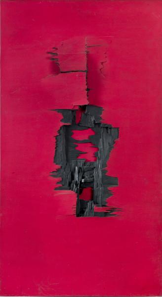 AGENORE FABBRI Rotture I, (1960) Finarte