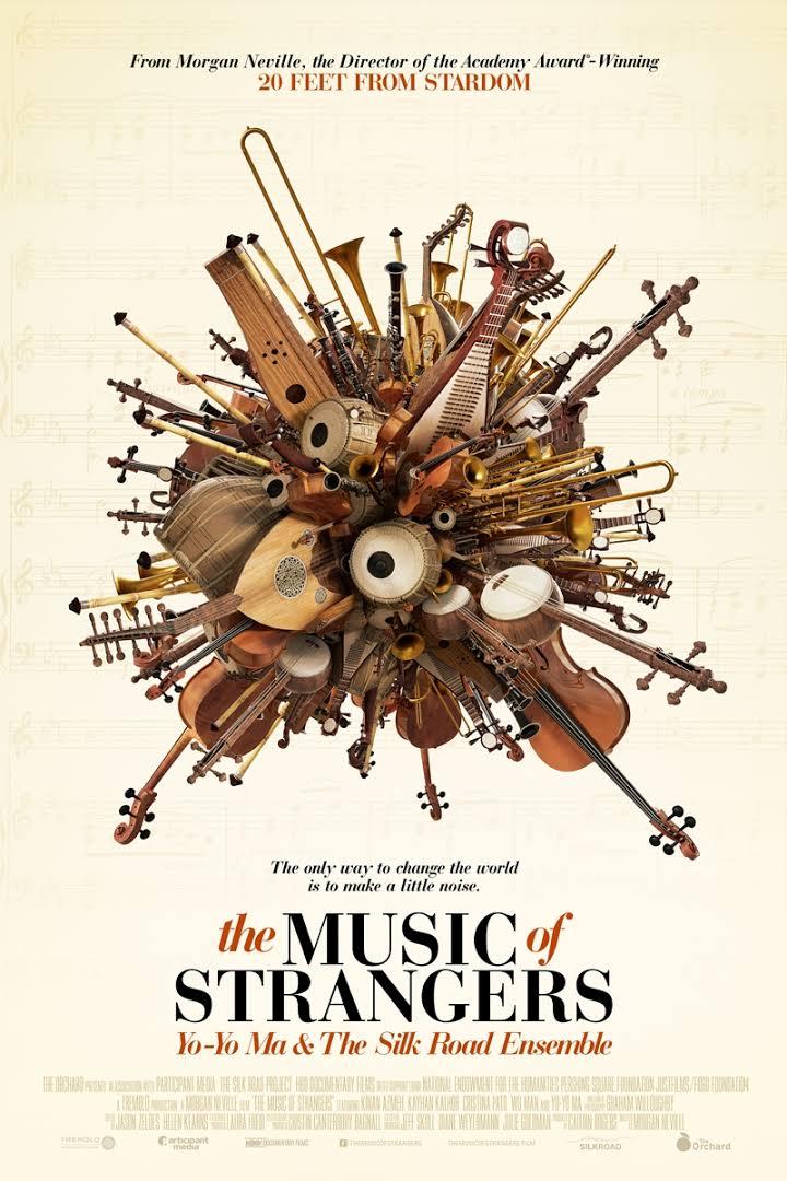 Yo-Yo Ma e i musicisti della Via della Seta, in sala dal 24 novembre. Clip in esclusiva