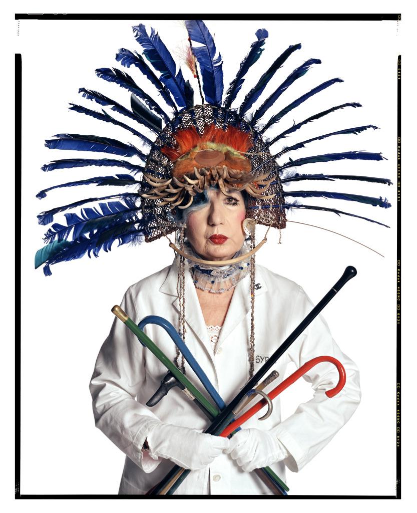 Anna Piaggi: una visionaria della moda