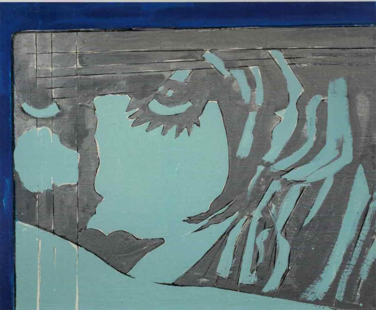 Giosetta Fioroni, Ritorno Liberty, 1968