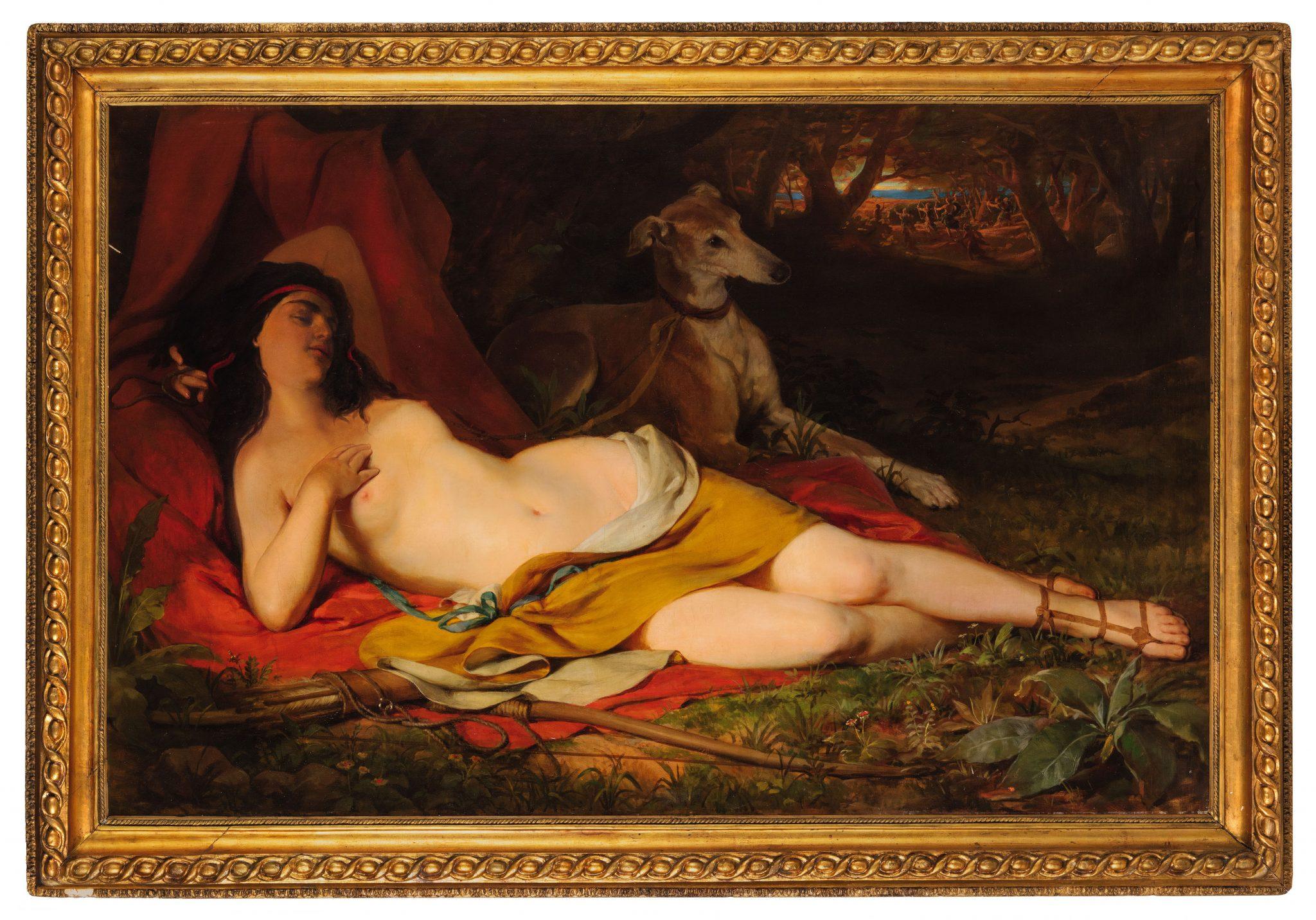 2,6 milioni € per gioielli e dipinti antichi e '800 da Wannenes