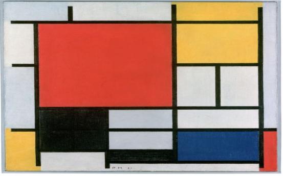 L'Olanda dedica il 2017 a Piet Mondrian e al Dutch Design