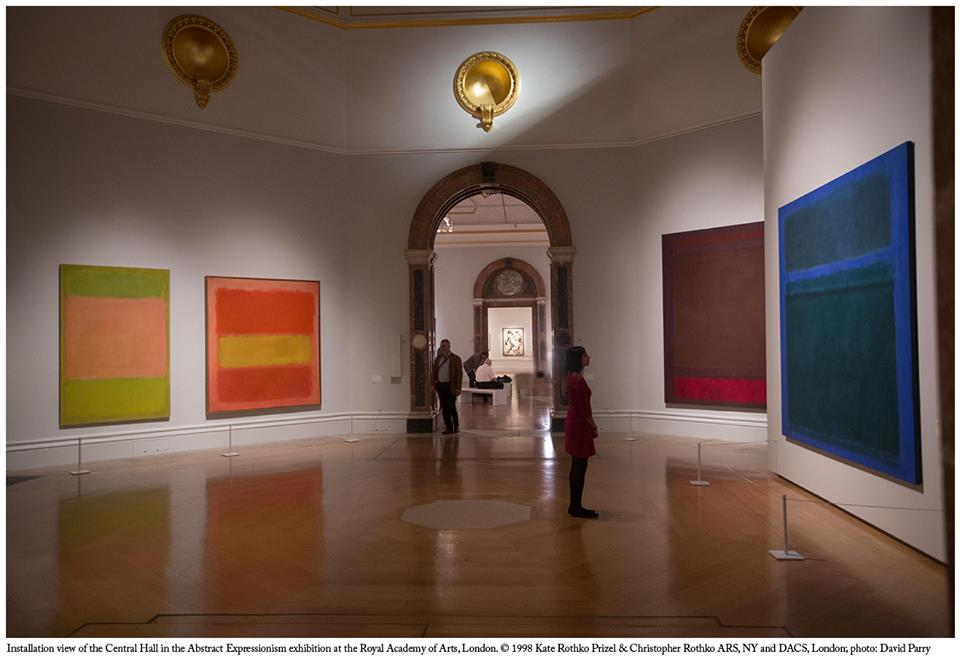 L'Espressionismo astratto rivive a Londra. Pollock e compagni alla Royal Academy