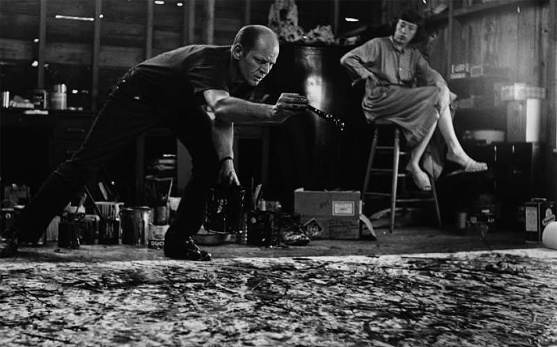 Autunno sgocciolante. Un grande Jackson Pollock in arrivo a ottobre a Roma