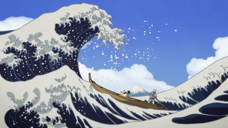 Hokusai, il Monte Fuji, i luoghi e i volti del Giappone