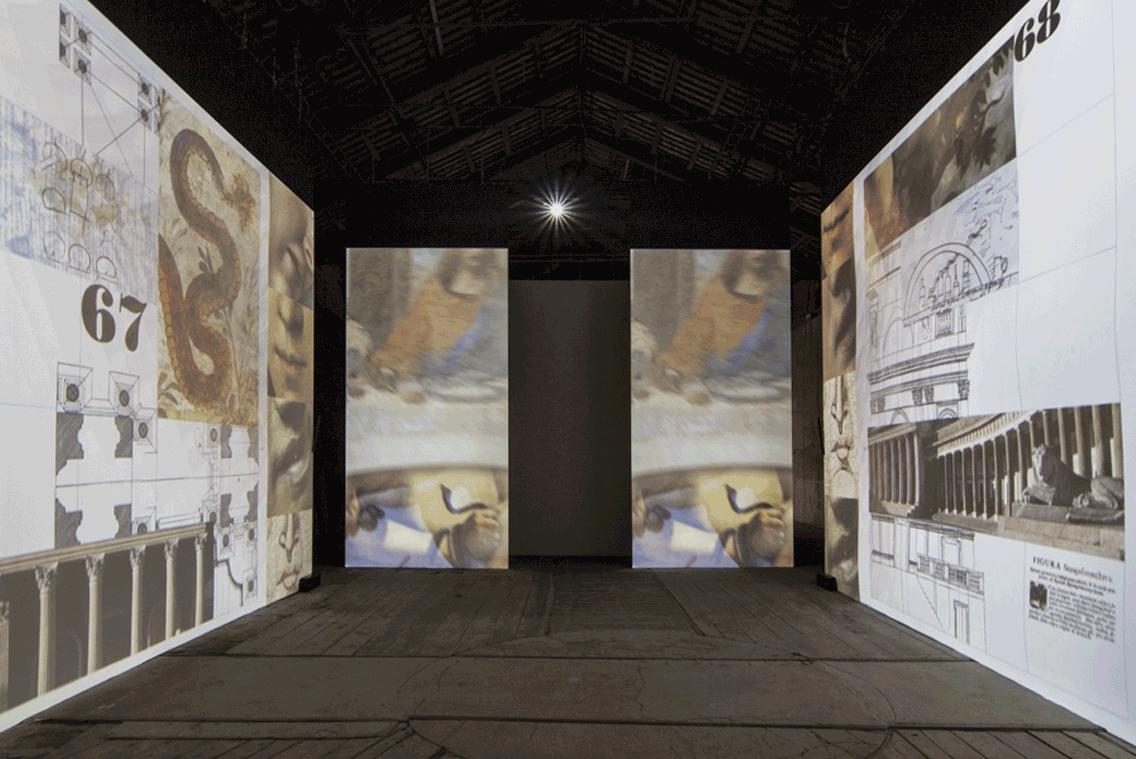 Omaggio all'Italia, Codice Italia, Padiglione Italia a cura di Vincenzo Trione, Biennale di Venezia 2015