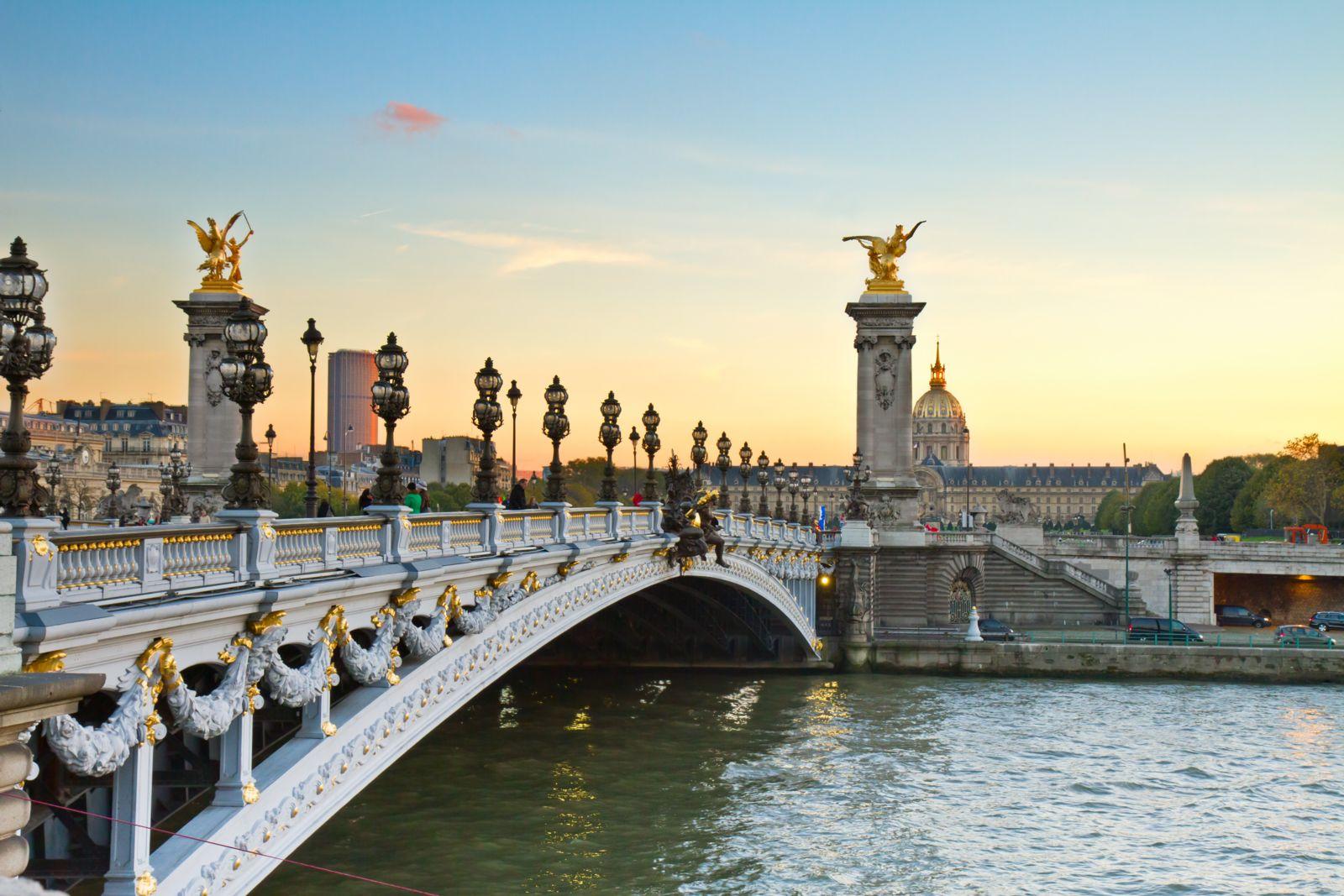 Parigi… ad alta velocità