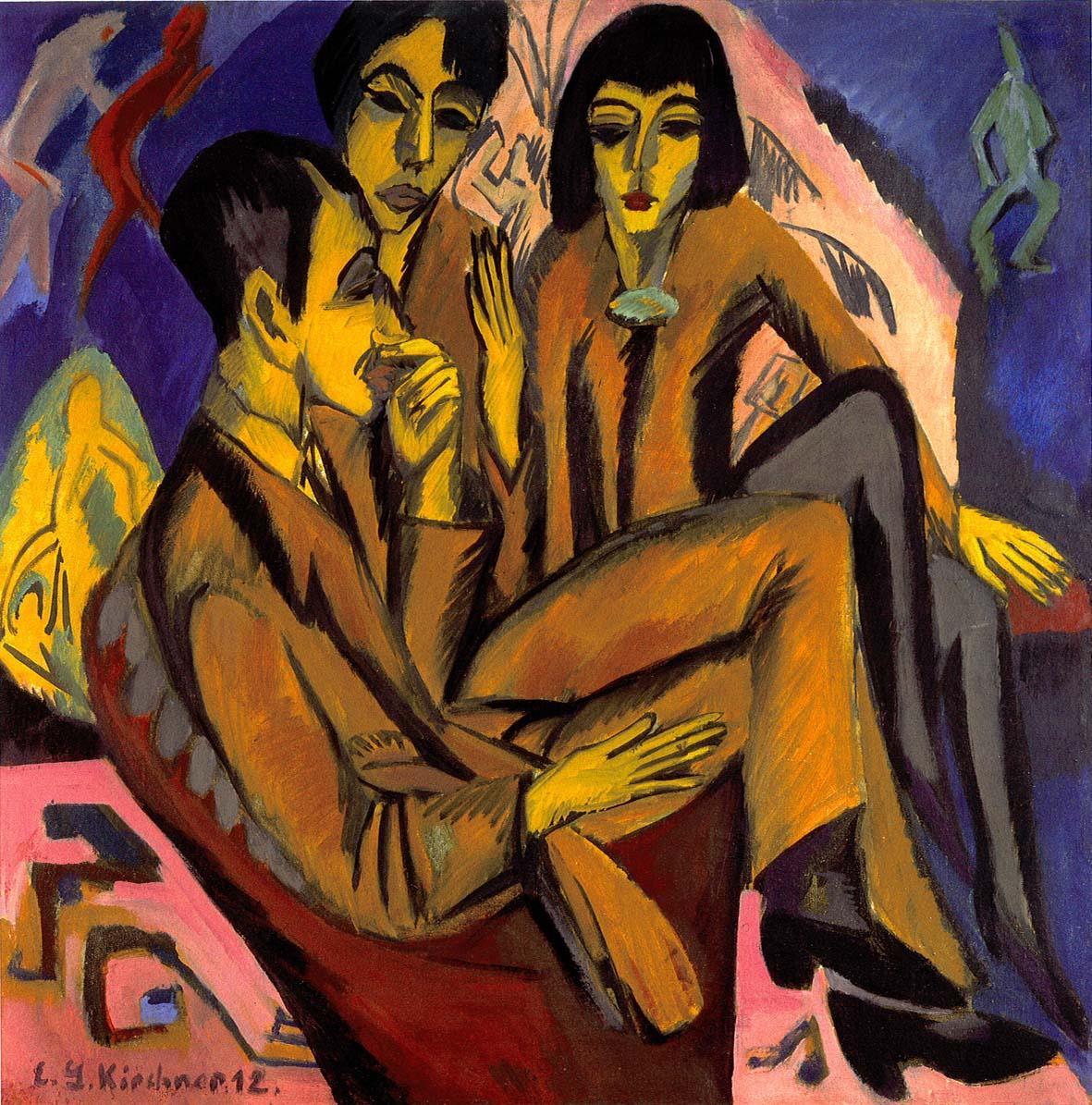 La forza rivoluzionaria dell'espressionismo tedesco, al MAN di Nuoro