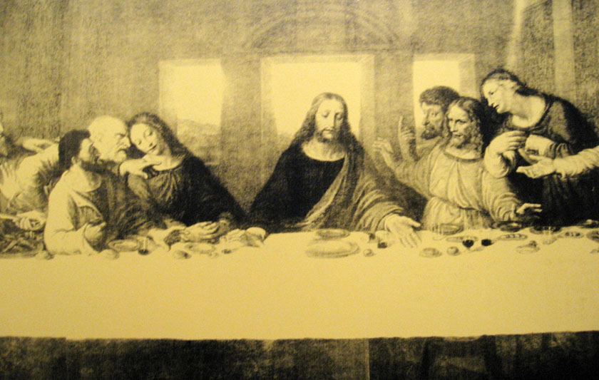 Warhol, Sixty Last Suppers, 1986