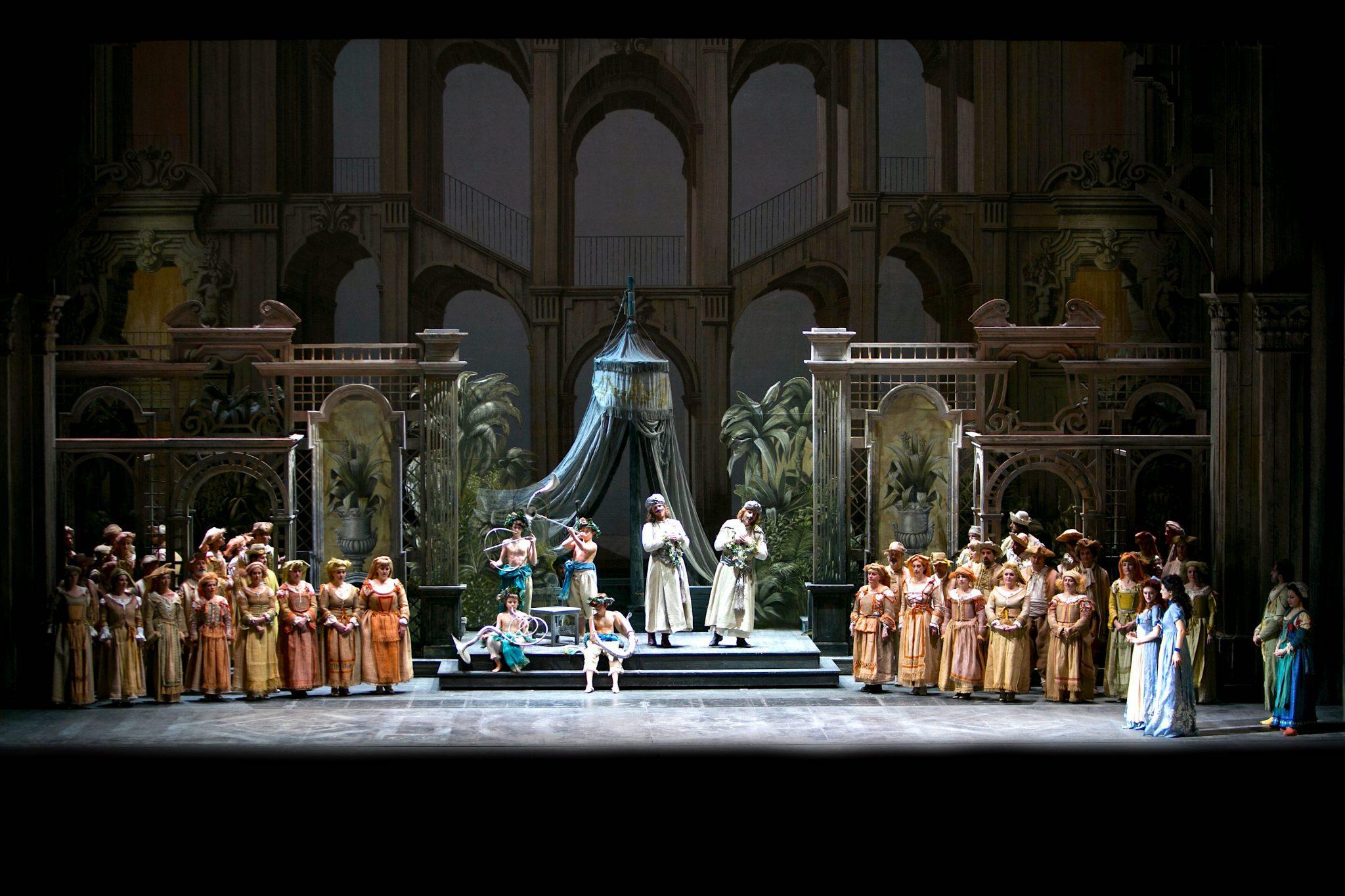 Successo per la prima di Così fan tutte al Teatro Carlo Felice di Genova