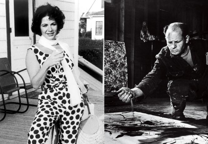 """Jackson Pollock e Ruth Kligman, """"La sua anima è nel mio corpo"""""""