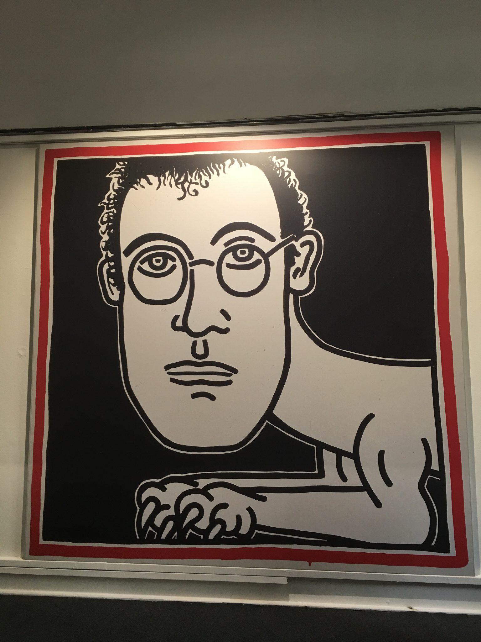Keith Haring mostra Palazzo Reale Milano