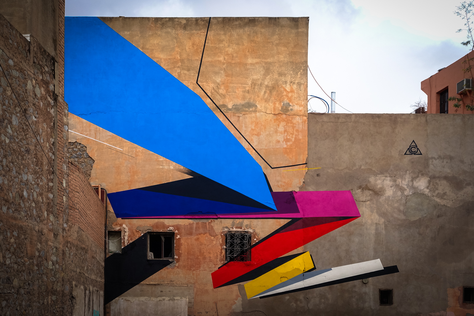 Symphony of Systematic Minimalism. Le sinfonie di Remi Rough a Roma