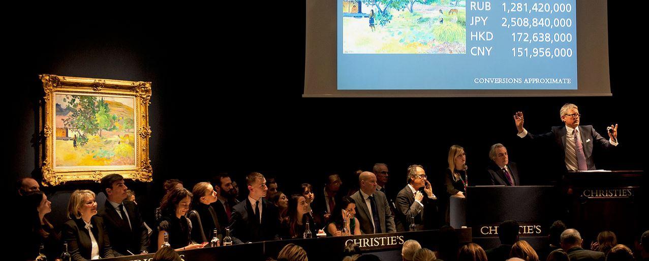 Nuovo record per Magritte da Christie's. «La corde sensible» battuto a 15,285,000 £