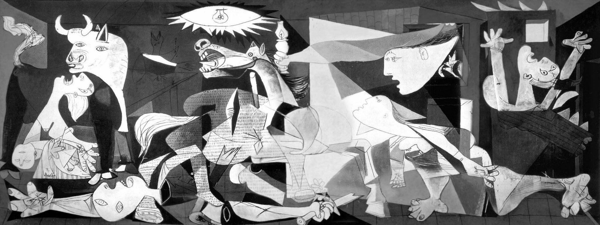 Pietà e terrore in Picasso. Proposte di viaggio a Madrid per visitare la mostra
