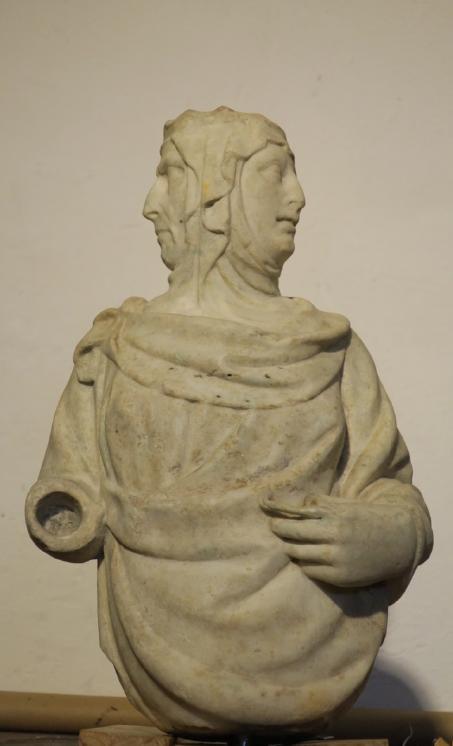 Un'inedita scultura di Jacopo della Quercia da Sarti a Tefaf 2017