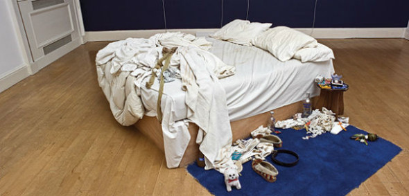 Tracey Emin, My Bed, 1998 Tate Britain