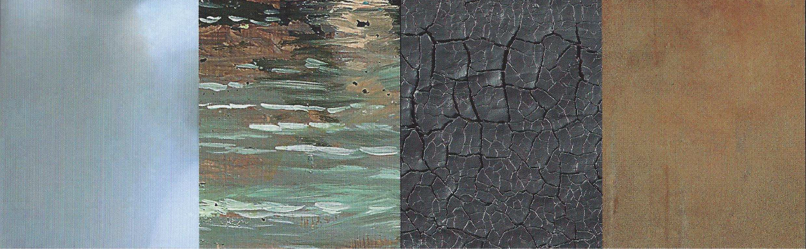 I 4 elementi in mostra a Cortina da Farsetti