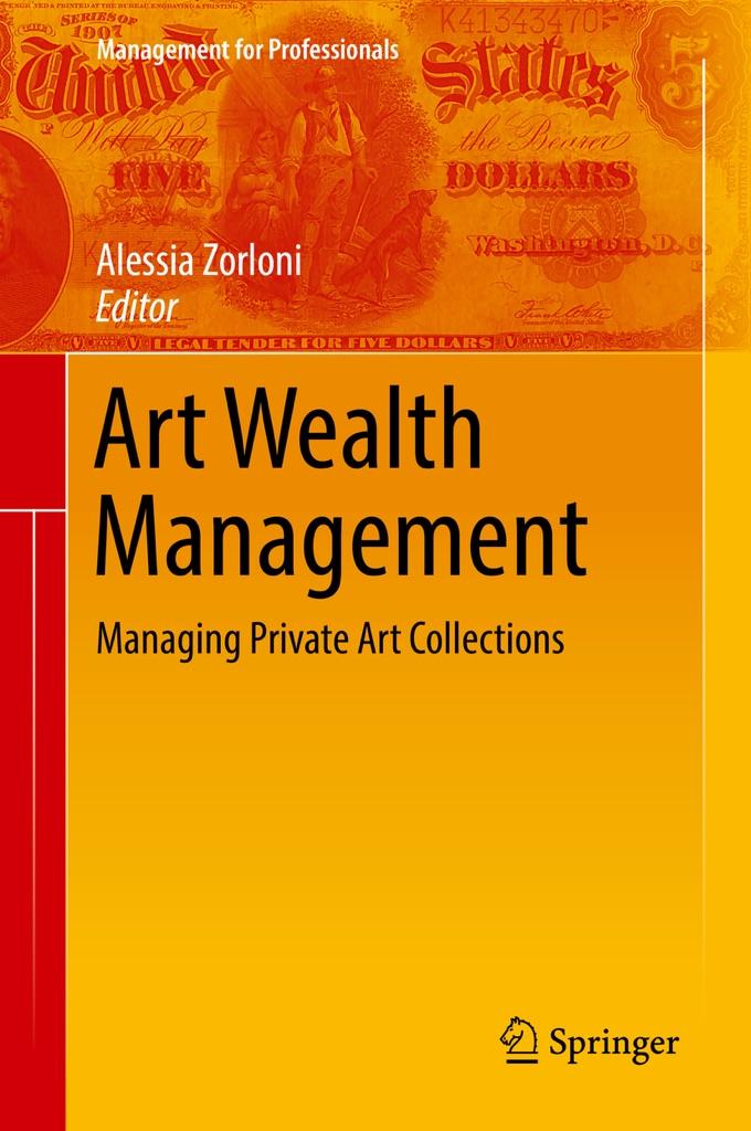 Art Wealth Management. Presentazione del nuovo libro di Alessia Zorloni