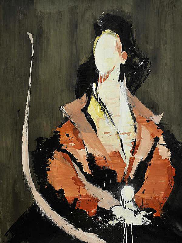 Lars Teichmann tra astrazione e figurazione in mostra a Milano