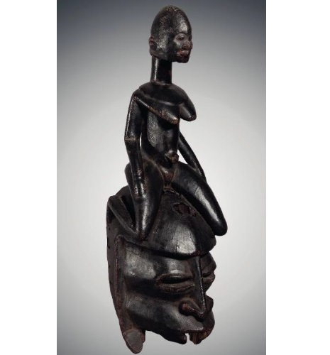The Rasmussen-de Havenon Dogon mask Christie's
