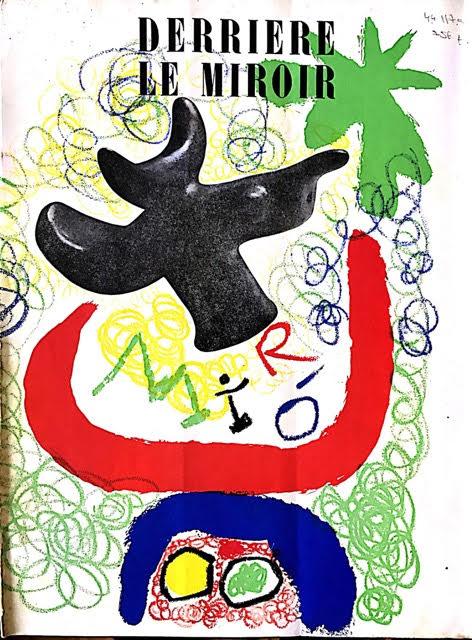 Litografie di miró mostra milano kasa dei libri 2017
