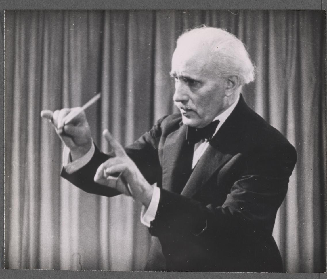 Toscanini: concerto, mostra e libro per i 150 anni dalla nascita