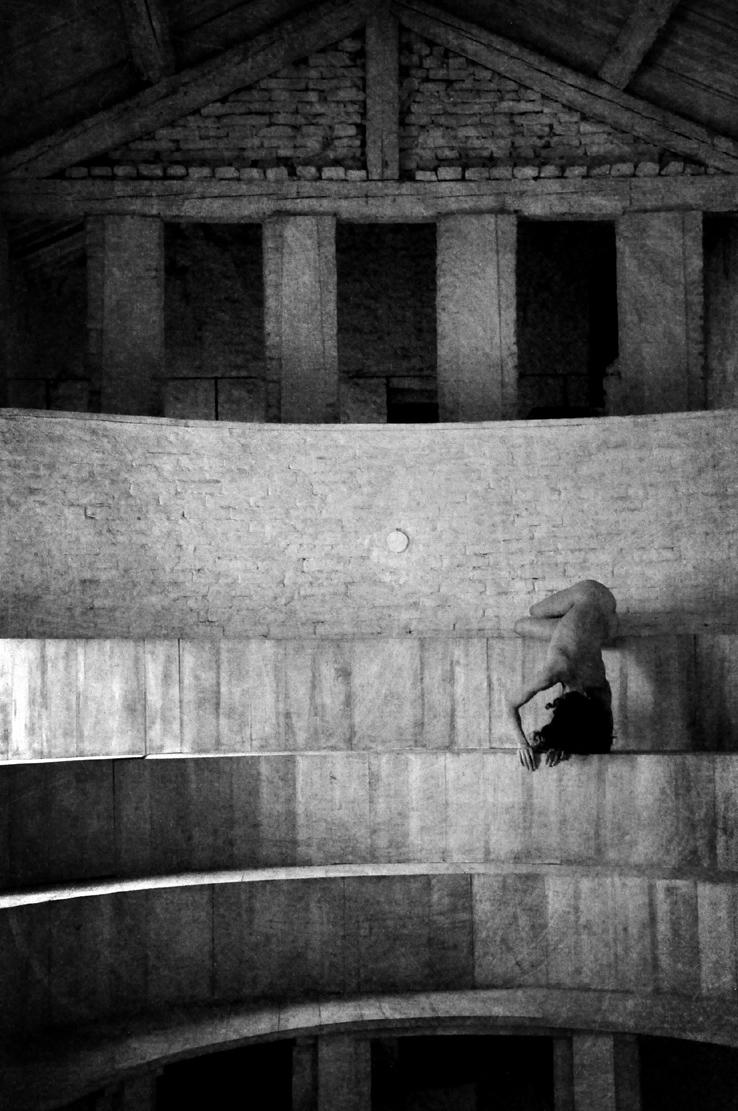Immagine abitata da immagini. Secret Place di Alessandro Amaducci