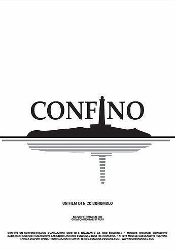Confino, il nuovo corto animato di Nico Bonomolo