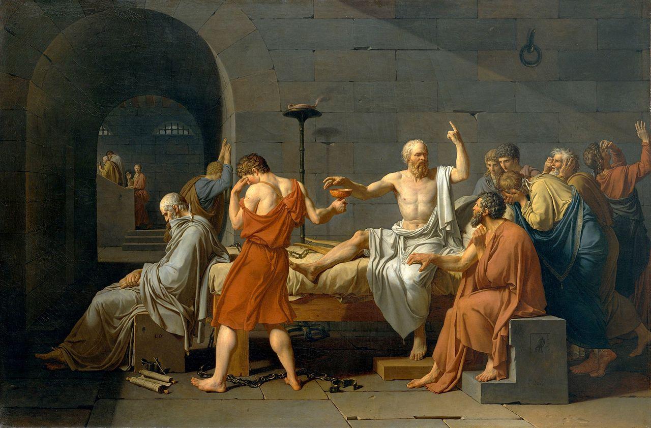 Le ultime parole di Socrate