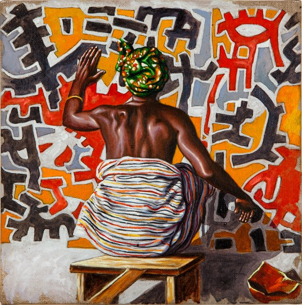 Intervista ad Ali Hassoun. «La mia arte è domanda e non risposta»