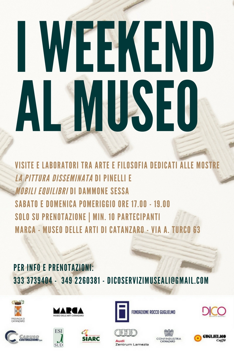 I WEEKEND AL MUSEO