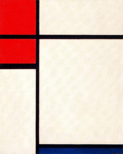 Piet Mondrian, Composition, 1933 Tate Britain