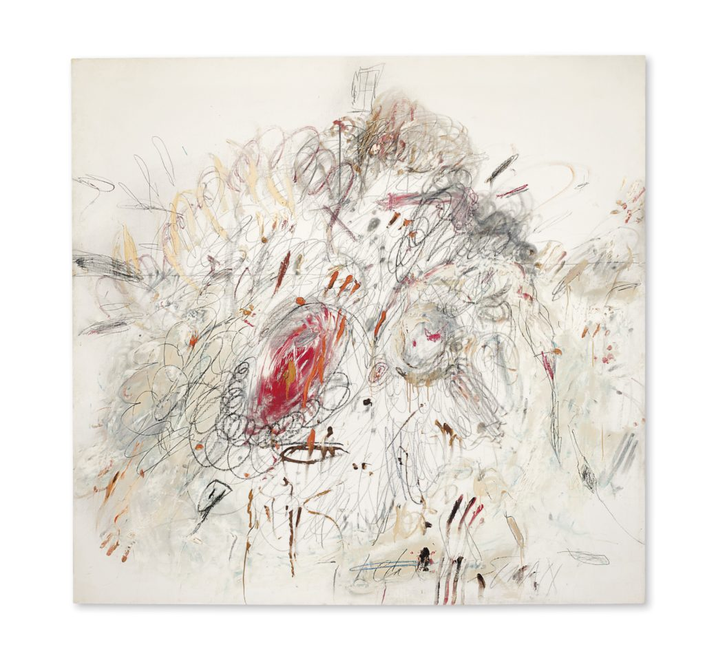 Christie's: 448 milioni $ per la Contemporary. Podio per Twombly, Bacon e Basquiat