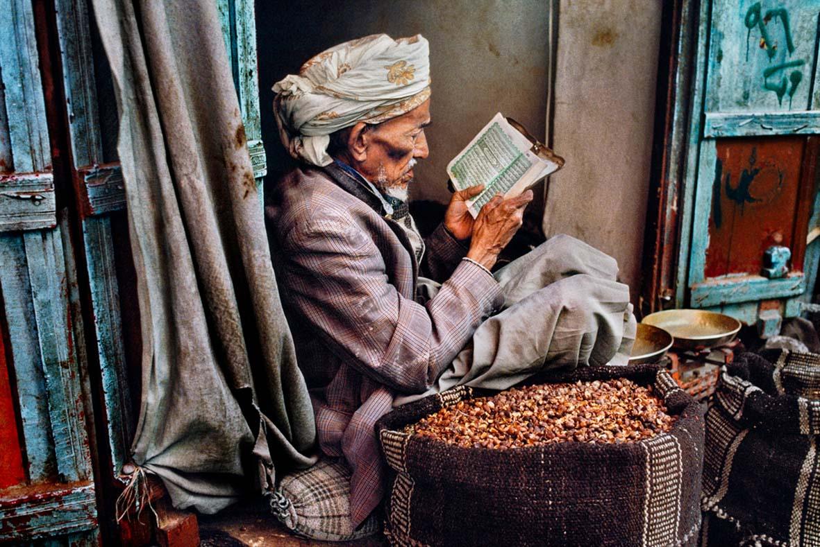 Steve McCurry: Sana'a, Yemen, 1997. © 2012-2017 Steve McCurry
