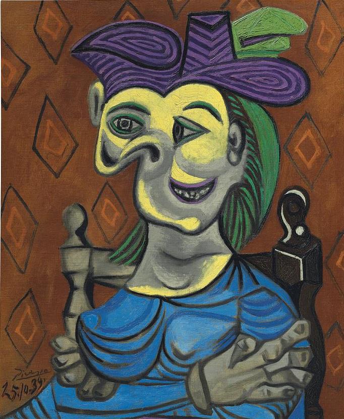 Picasso, un ritratto della musa Dora Maar è stimato da Christie's $50 milioni