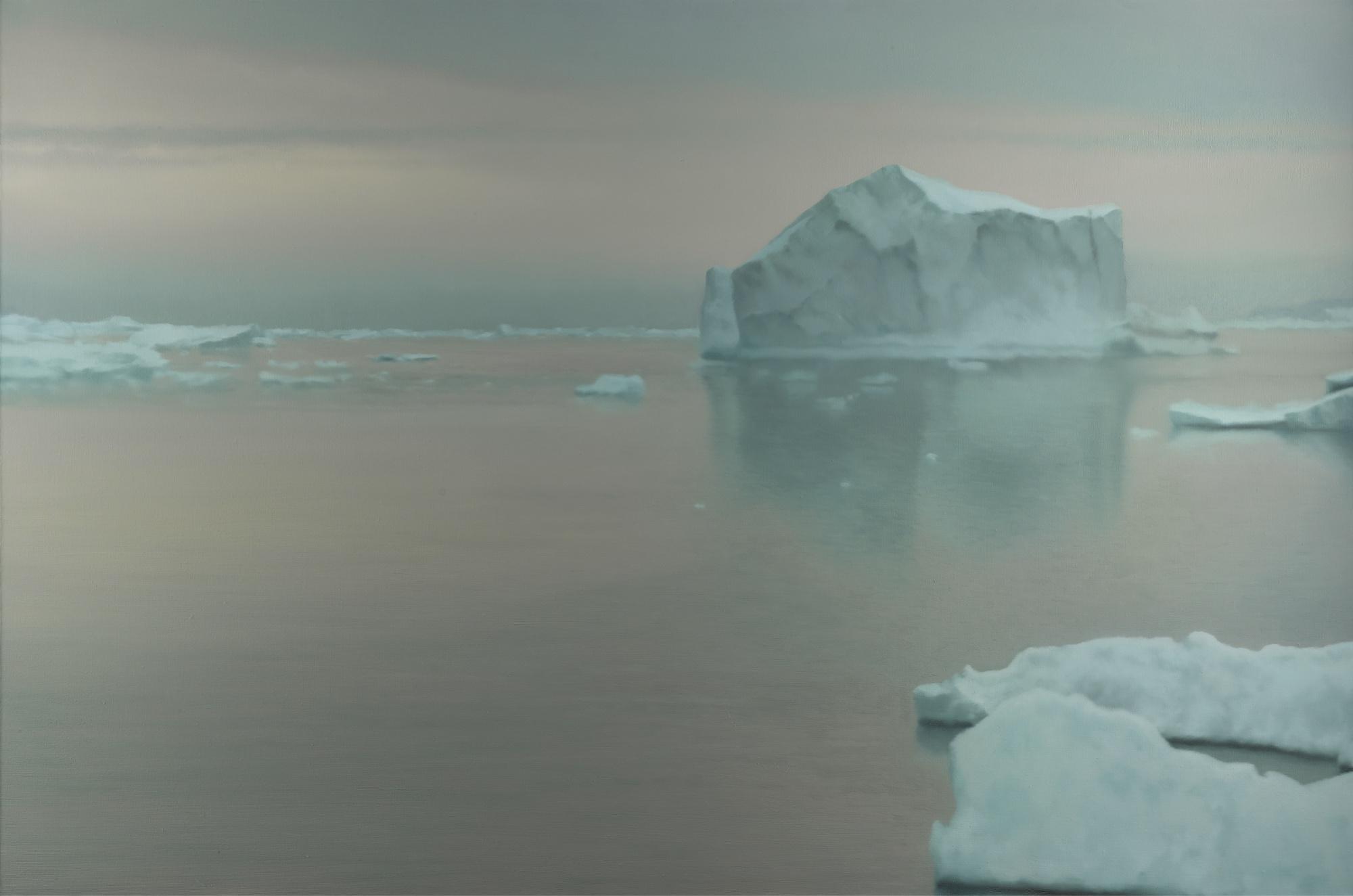 17,7 milioni£ per Eisberg di Richter da Sotheby's. Totale 118,015,150 sterline