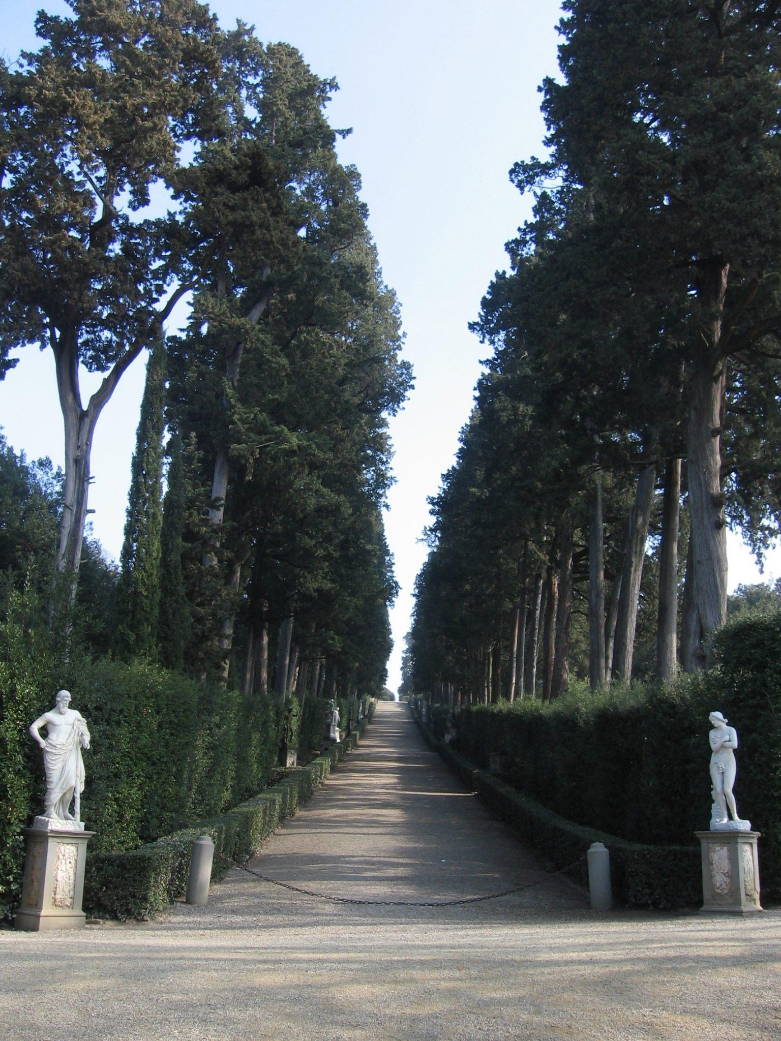 Giardino di Boboli, al via il recupero del verde storico
