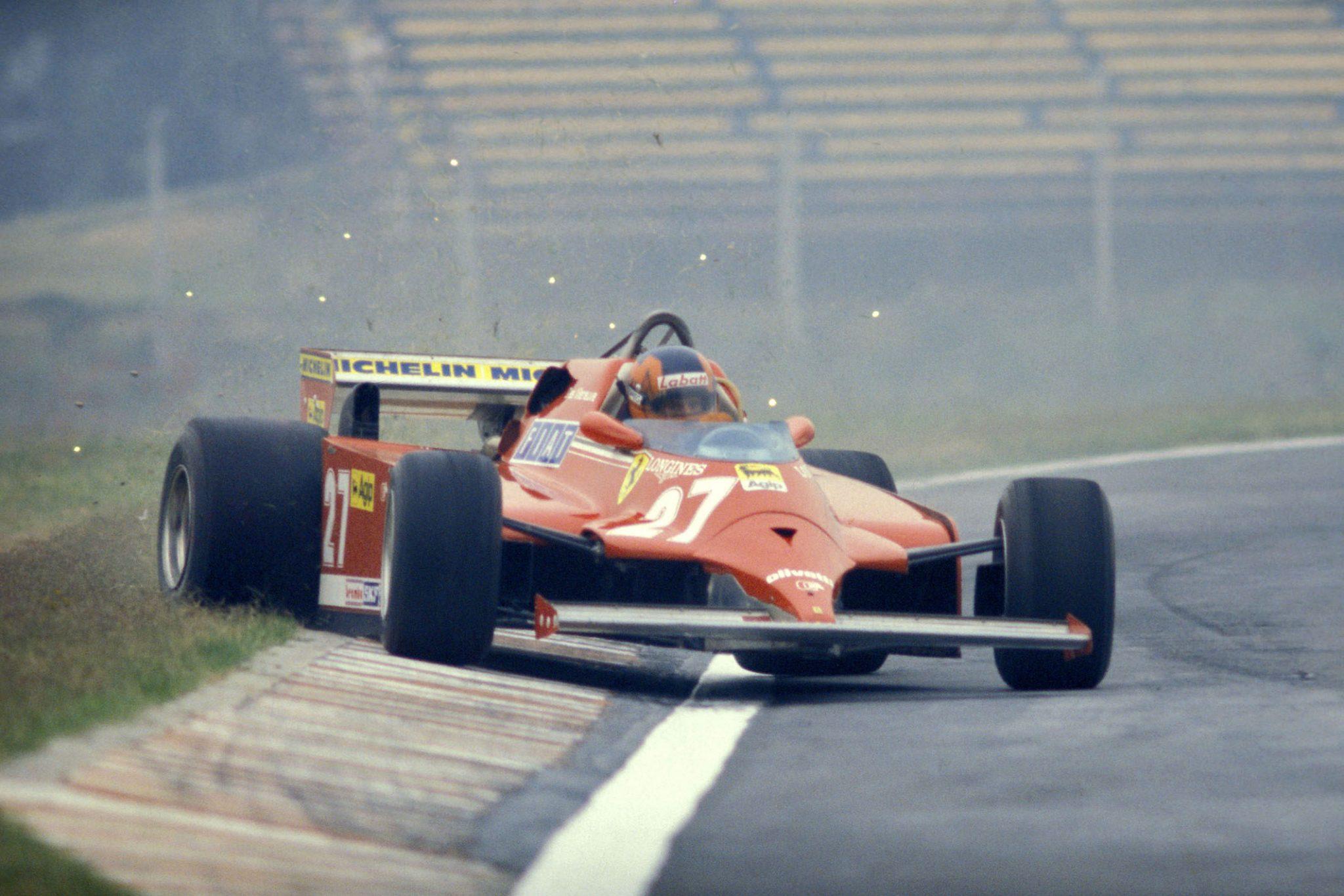 Indimenticabile. Il mito di Gilles Villeneuve a Milano