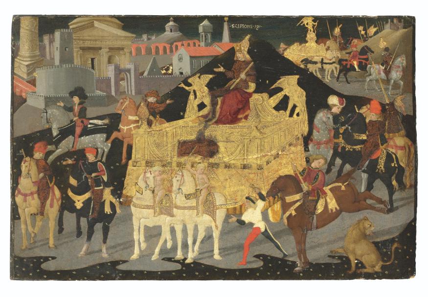 Apollonio Di Giovanni Christie's Classic Week